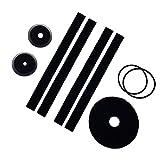 Vinyl Vac 33 & Vinyl Vac 33 Combo Replacement Pad Kit Bundles (Pad Bundle 1 (2 Pairs))