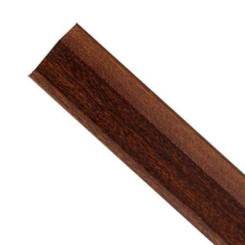 Wolfpack 2541065 Tapajuntas adhesivo para cerámica (aluminio, 82 cm) color sapelli