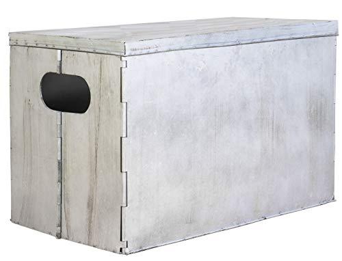 caja almacenamiento galvanizado fabricante Red Co.