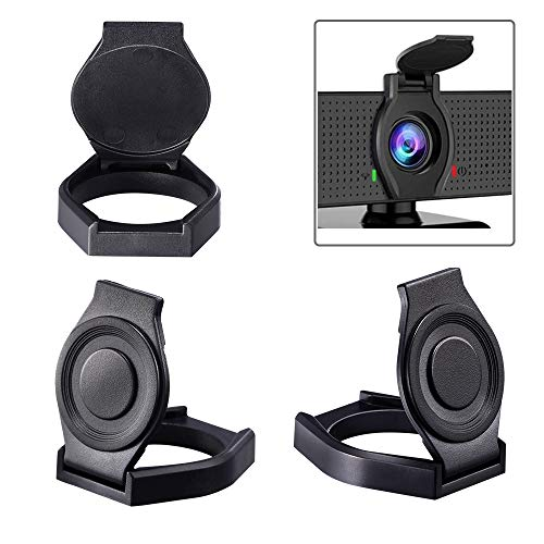 3Pcs Webcam Lens Cover, Webcam Privacy Cover Shutter Protects Lens Cap Hood Cover, Protecting Privacy and Security for Ultra-Thin Logitech HD Pro Webcam C920,C930e,C922X,C270