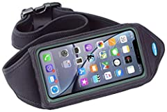 FITS LARGE SMARTPHONES WITH A CASE: Fits OtterBox Defender, Commuter, LifeProof & other cases for large smartphones such as iPhone 11, 11 Pro Max, Xs Max, Xr, iPhone 6 6s 7 8 PLUS, Galaxy Note9 8 10 10+, Galaxy S10 S9 S8 Plus, LG G5 G6 & Google Pixel...