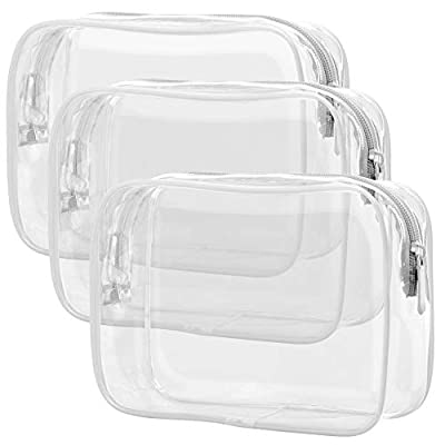 Clear Toiletry Bag Packism