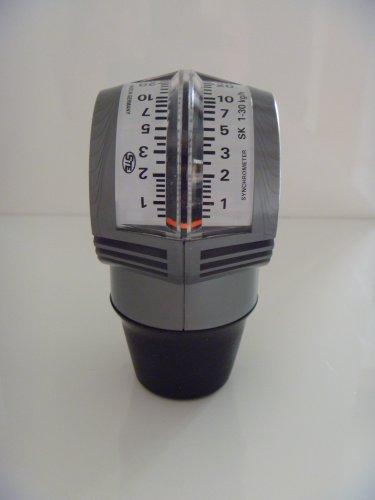 Synchrometer Vergaser Synchrontester (kleiner Konus Einzelgerät)