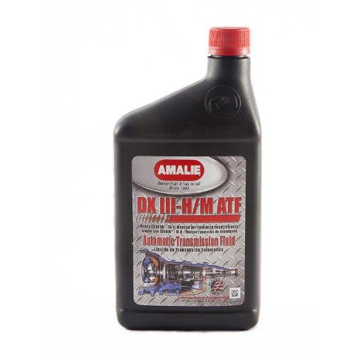 Amalie (72836-56 DEXRON III-H/MERCON Automatic Transmission Fluid - 1 Quart