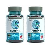 NEURIVA Brain Performance Plus Gummies 50 ct (Pack of 2)