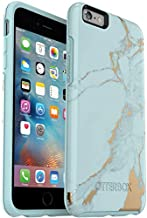 OtterBox Symmetry Series Slim Case for iPhone 6s & iPhone 6 (NOT Plus) - Non-Retail Packaging - Teal Marble