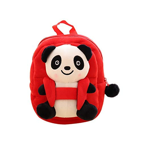 Fymmm`shop Shenlanyu Plush Toys 30 Cm Baby Kawaii Panda Travel Backpack Bags Small Plush Toys For Children Student Stuffed Doll Birthday Party Gift