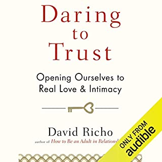 Daring to Trust audiobook cover art