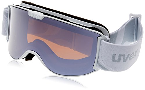 Uvex Skyper LTM Skibrille, White Mat, One Size