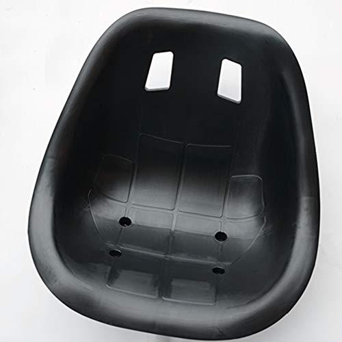 FADDR Einstellbarer Hoverboard Sitz, Stoßdämpfendes Sitzbrett für selbstabgleichende Elektroroller, passend für Modelle mit 6,5/8/10 Zoll Hoverboards(Schwarz)