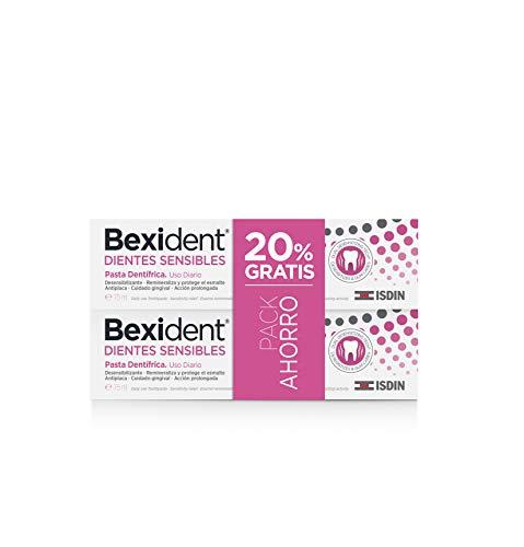 Isdin Bexident Dientes Sensibles Pack ahorro 20% EXTRA Pasta