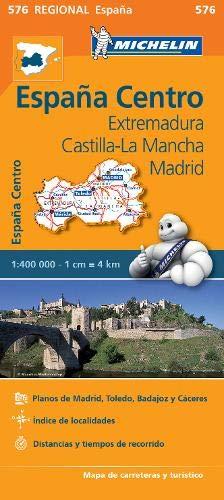 Mapa Regional Extremadura