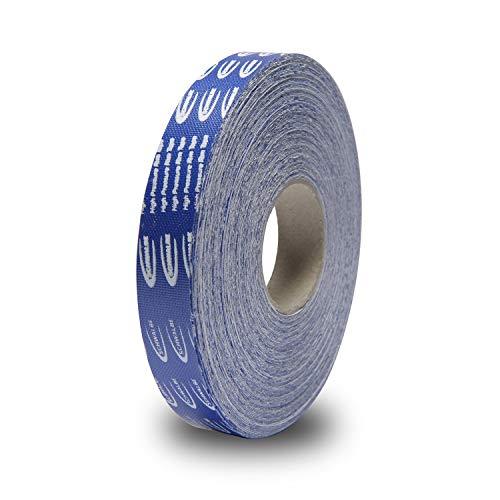Schwalbe Unisex– Erwachsene Felgenband Textil EK 18 mm 25m/Rolle Fahrradzubehör, blau
