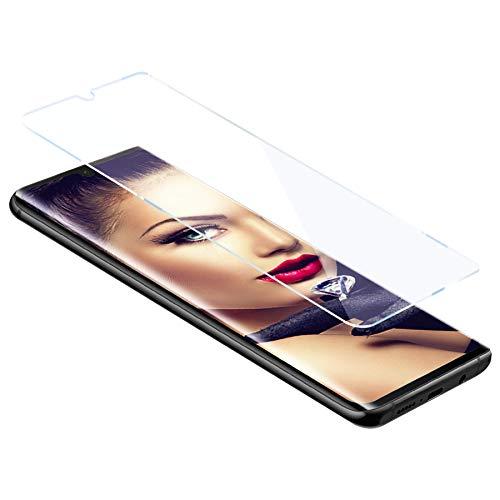 mtb more energy® Schutzglas für Samsung Galaxy A21s (A217, 6.5'') - 9H - Kratzfest - Tempered Glass Display Schutzfolie Glasfolie