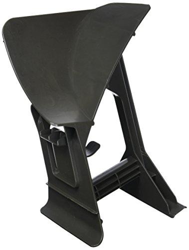 MTD 196-585-678 obturateur mulching tondeuse 38 cm, Noir