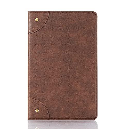 YYLKKB para Samsung Galaxy Tab S6 Lite Case 10.4 Etui Flip Funda para Galaxy Tab S6 Lite Cover Funda SM P610 P615 Folio de Negocios-2