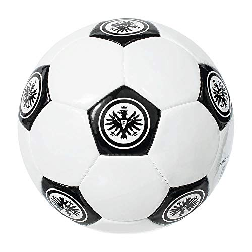 Eintracht Frankfurt Fußball Ball Oldschool Größe 5, 001.0360089