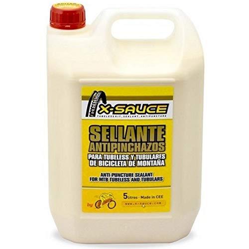 X- Sauce sellante Anti pinchazos tubeless MTB 5l