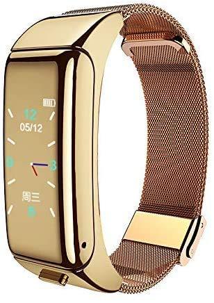 Smartwatch, kleurenscherm Touch Sleep Monitoring Herkent realtime hartslagdetectie Smart Sports Bracelet Watch