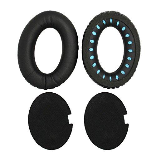 Almofada de ouvido Homyl para Bose Quiet Comfort 15 de substituição de fone de ouvido/almofada de orelha/protetor de orelha/peças de reparo de almofadas de ouvido