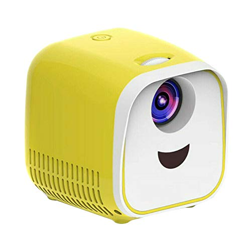 Guajave Super Mini proyector portátil USB LED proyector de...