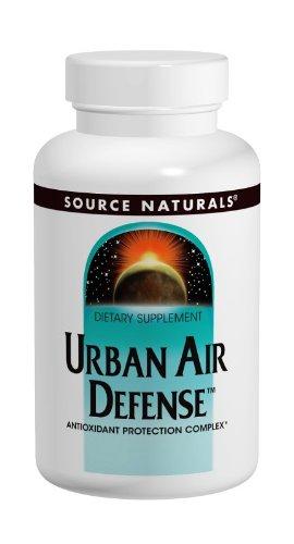 Source Naturals Urban Air Defense, Antioxidant Protection Complex,60 Tablets