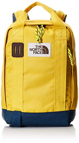 The North Face Totepack Daypack - Mochila, Hombre, T93KYY-PJ9, BAMBOO YLLW-BLUE WNG TEAL, talla única