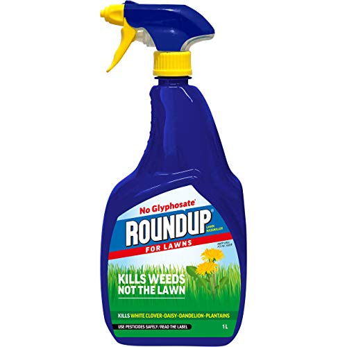 Roundup - Herbicida para césped (1 L)