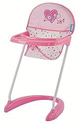 top 10 doll high chair Love heart doll chair