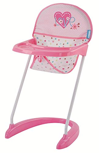 Love Heart Doll High Chair