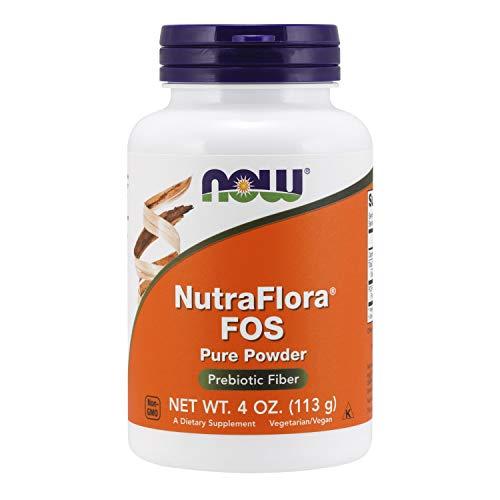 NOW Supplements, NutraFlora FOS...
