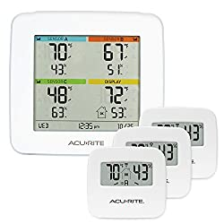 AcuRite Temperature and Humidtiy Station for monitoring conditions in and around your RV