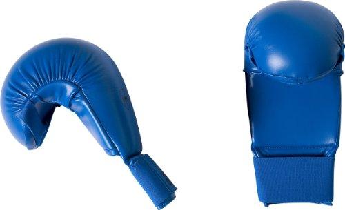 Adidas WKF-zugelassene Karate-Handschuhe ohne Daumen