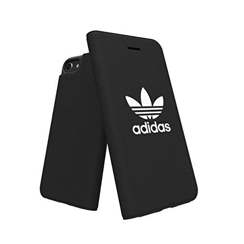adidas Originals Schwarze Adicolor Booklet Case iPhone 8/7 / 6s / 6