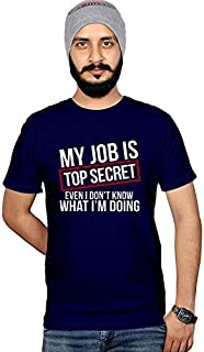 Workshop Graphic Printed T-Shirt for Men & Women | Funny Quote T-Shirt | Funny Office Job T-Shirt | Sarcasam T-Shirts | Ha...