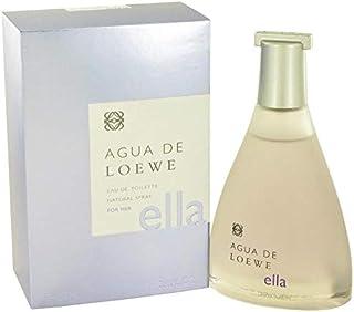 Agua De Loewe Ella by Loewe Eau De Toilette Spray 5.1 oz / 151 ml (Women)