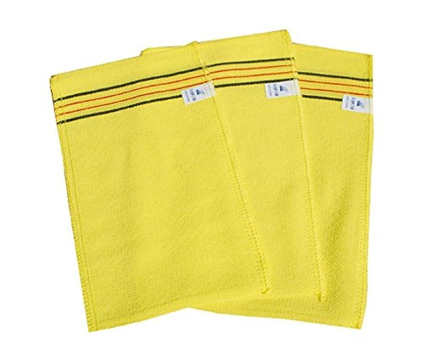 把握私の郵便局Korea Bath Massage Towel Large Size Asian Exfoliating Bath Washcloth 10 pcs Korea representative brand Songwol towel Large Size