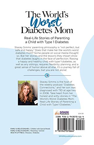 buy  The World's Worst Diabetes Mom: Real‑Life ... Books