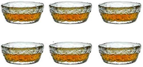 Copa con olor a fragancia de whisky Caja de regalo pequeña Licor de brandy y licores Copa de vino con sabor a champán Bar en casa