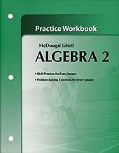 Algebra 2: Practice Workbook McDougal Littell