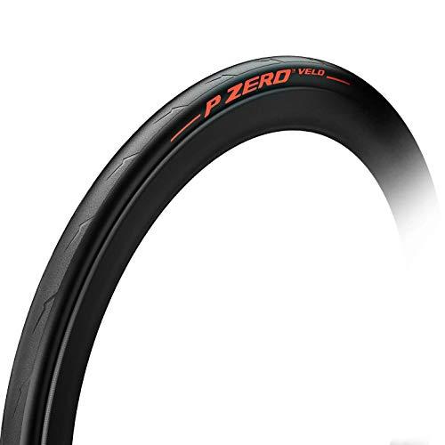 Pirelli Unisex– Erwachsene P Zero Velo Limited Edition Rennrad Reifen, red, 25-622