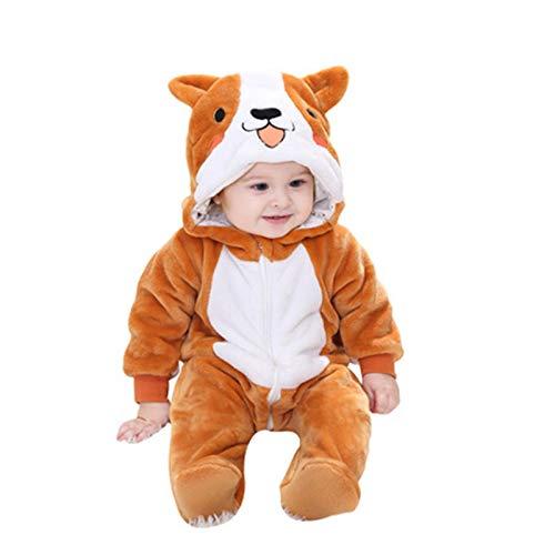 Valink Pokemon Juguete de peluche, azul Pokemon Snorlax bebé mono de forro polar con pies para cochecito de bebé, pijama para niños con capucha ropa exterior para niños pequeños