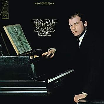 Beethoven: Piano Sonatas Nos. 8-10 - Gould Remastered