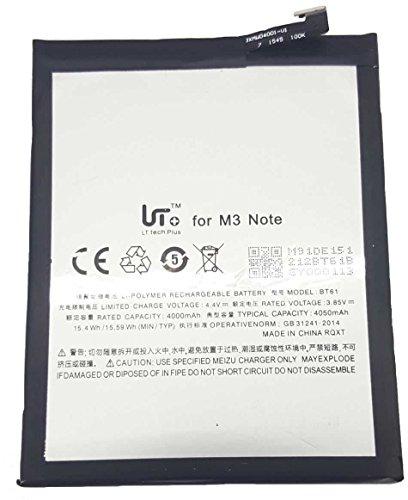 Todobarato24h Bateria Meizu M3 Note BT61 BT 61 4000 mAh (Solo Valida Conector Macho)