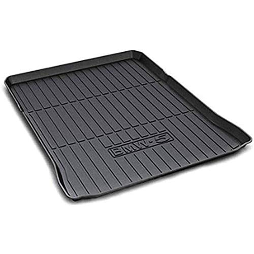 ZYLFP Boot Trunk Mats For BMW 5 Series 2018 2019, Rubber Non-Slip Dust-Proof Floor Mats Car Accessories