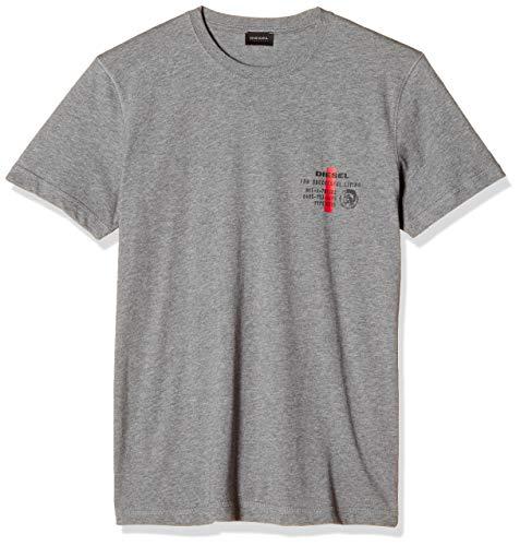 Diesel Umlt-Diego S Camiseta, 96x/0layy, XL para Hombre
