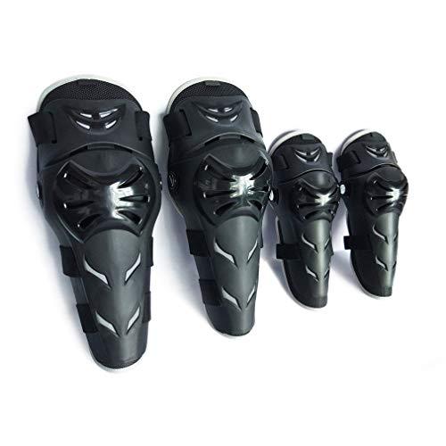 Schutzausrüstung Knieschoner Ellenbogenschoner Motorrad Fahren Off-Road-Rennen Anti-Fall Ausrüstung 4 Sätze