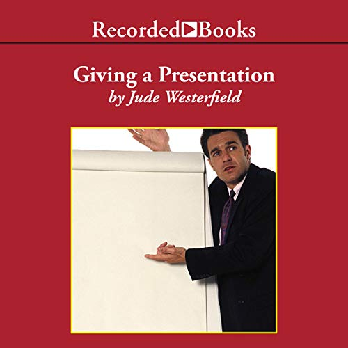 Giving a Presentation  By  cover art