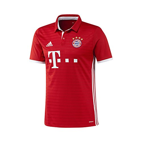 adidas AI0049 Maillot Homme Rouge FR : M (Taille Fabricant : 50)
