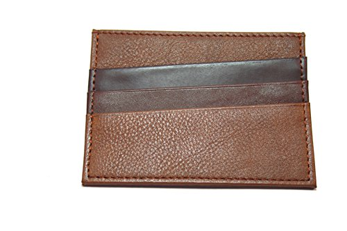 Reynard Leather Cardholder - Gift Boxed with Matching Keyring